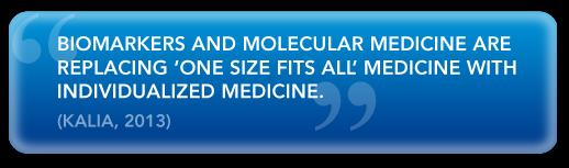 Bio Marker Quote