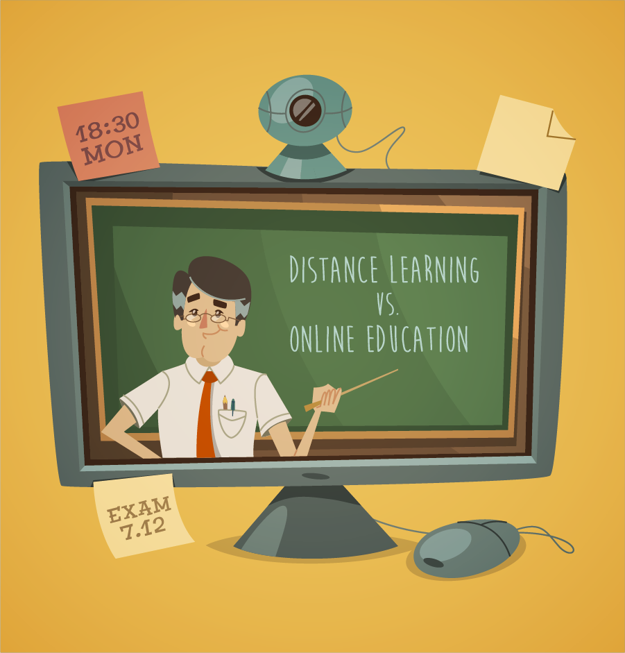 illustrationDistanceLearning